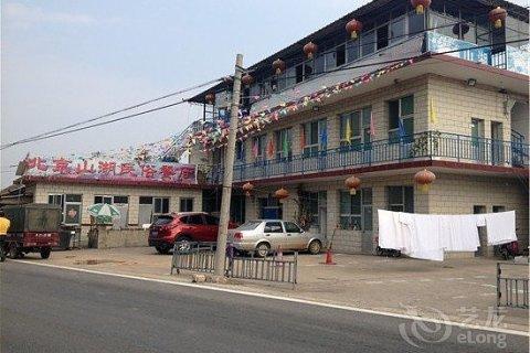 北京金海湖山湖民俗餐厅民宿
