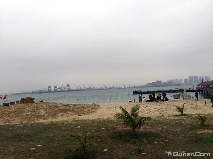湛江特呈渔岛度假村