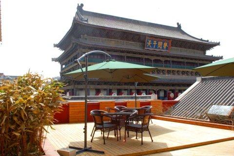 国铭花园酒店(西安钟楼回民街店)