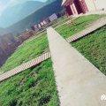 布尔津县禾木阳光小木屋