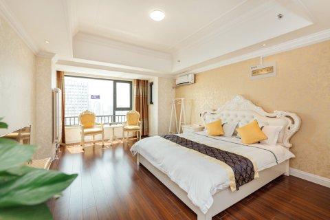 泰安斯维登度假公寓(万达广场)