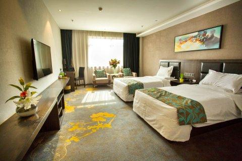 世家轻奢酒店(北京财满街店)