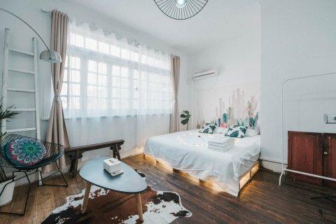 上海芣苡Wabisabi日式侘寂小屋公寓(圆明园路店)