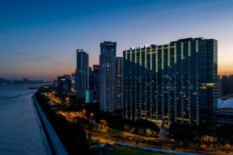 杭州瑞立江河汇酒店