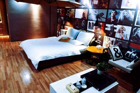 银川万达水晶主题公寓酒店