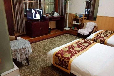 都江堰凯宾商务酒店