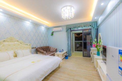零度空间酒店公寓(河源万隆城店)