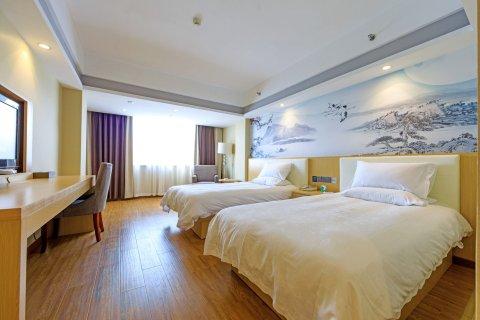 怡莱酒店衢州三衢路精品店