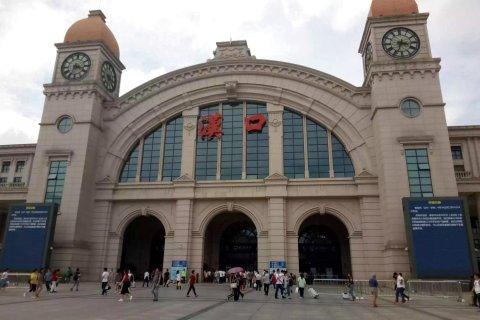 时光青年旅舍(武汉汉口火车站店)