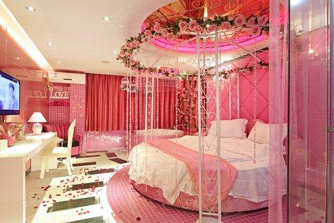 万爱情侣主题酒店(广州从化店)