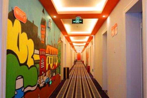 布丁酒店(上海吴淞国际邮轮店)(原申之春宾馆)