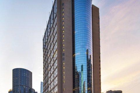 上海锦江汤臣洲际大酒店