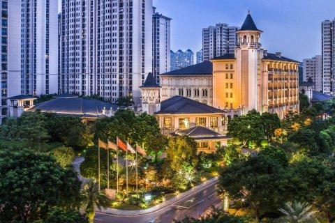 广州星河湾半岛酒店