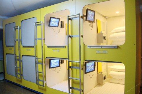 成都果壳舱式公寓