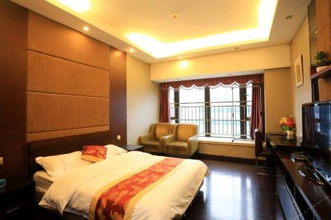 广州安曼酒店式公寓科汇金谷店