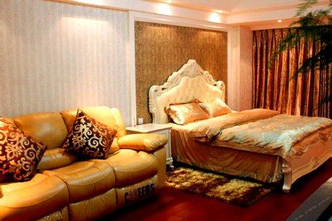 睡吧酒店式公寓(芜湖万达广场店)