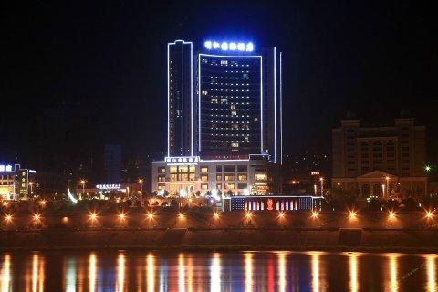 安康明江国际酒店