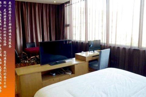安驰恺澜酒店(西安文卫路店)