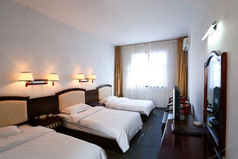 西安庭院宾馆长乐坡店
