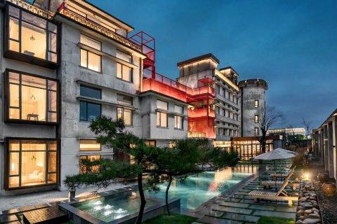 衢州悦隐禾集酒店