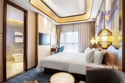 杭州橘子酒店凤起路地铁站店