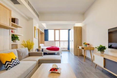 十间公寓(西安兰岛广场店)