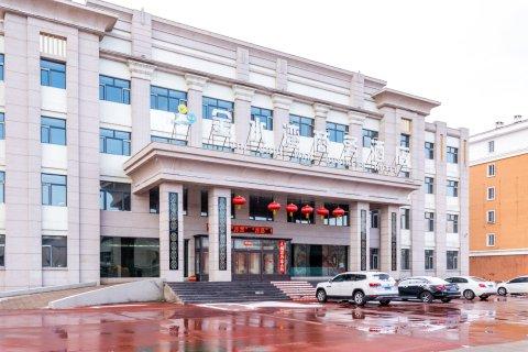 伊春金水湾商务酒店
