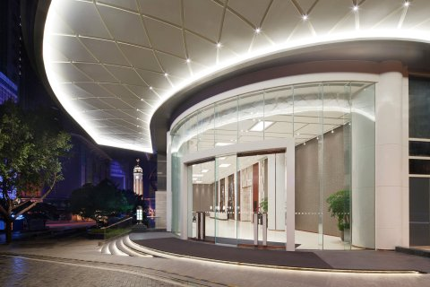 重庆解放碑凯悦酒店