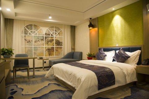 白银悦程酒店