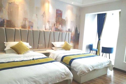 毕节小城印象公寓酒店