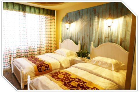 白城芭比伦酒店