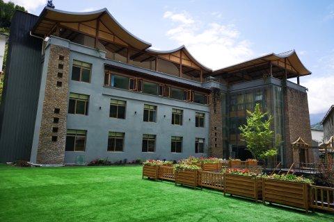 汶川大栖地酒店