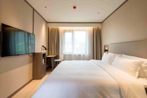 汉庭酒店(西安泾渭新城长庆西路店)