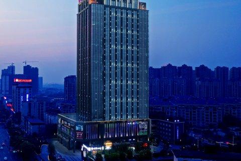 株洲红旗广场希尔顿欢朋酒店