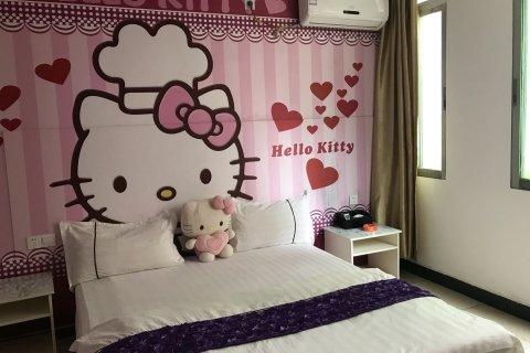 广州8号主题公寓