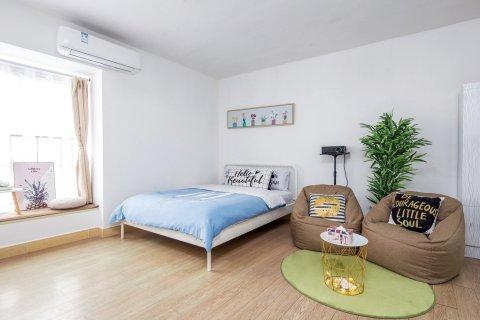 广州心怡的小居公寓(7号店)