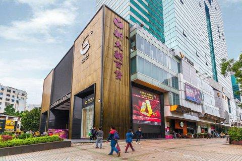 广州宝贝计划公寓(5号店)