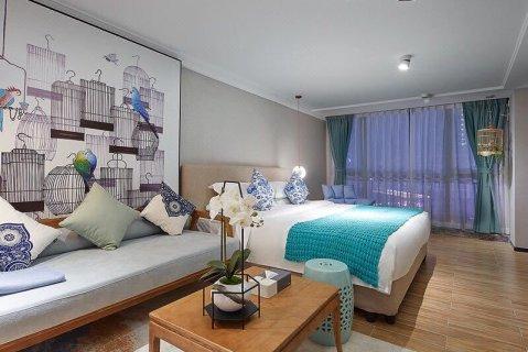 粹轩阁精品公寓(成都金融城店)