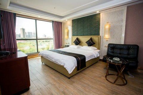 株洲加比勒南国温泉酒店