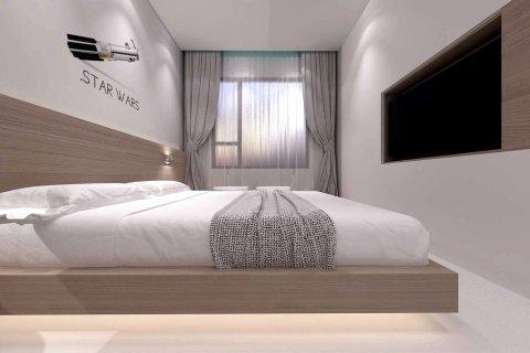 北京森兰轻奢未来酒店