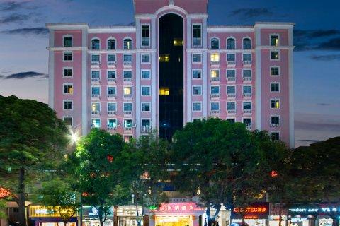 维也纳酒店(深圳宝安翻身地铁站店)