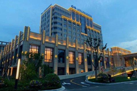 上海新虹桥蛟龙凯莱酒店