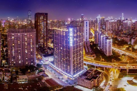 广州铂诗国际度假公寓
