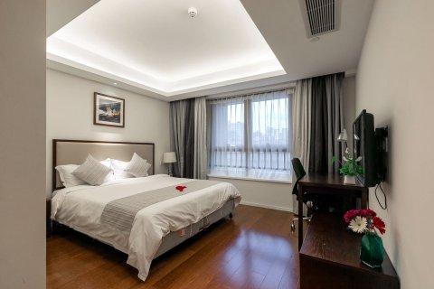 上海上海徐汇静安普陀商旅公寓(芷江西路分店)