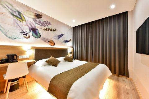 布丁酒店(北京物资学院路地铁站店)