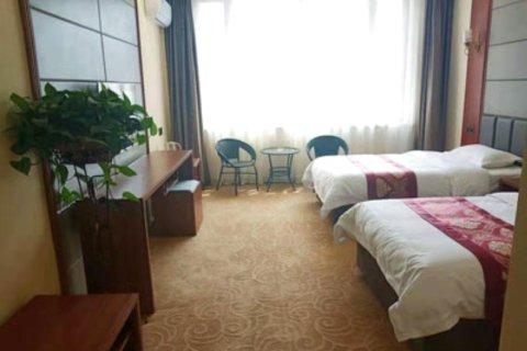 绥化山水印象酒店