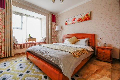 郑州温馨两居室公寓