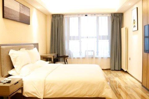 橙客酒店(郑州高铁东站店)