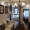 重庆火车北站仁安里轻奢简美公寓