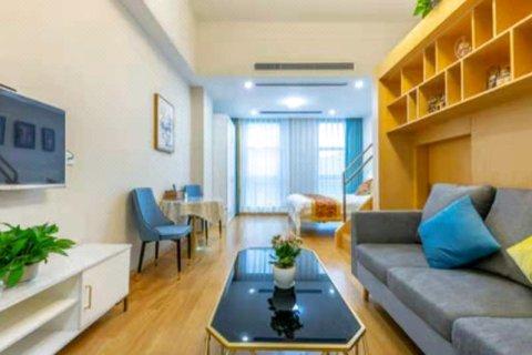 杭州温州人精品loft公寓